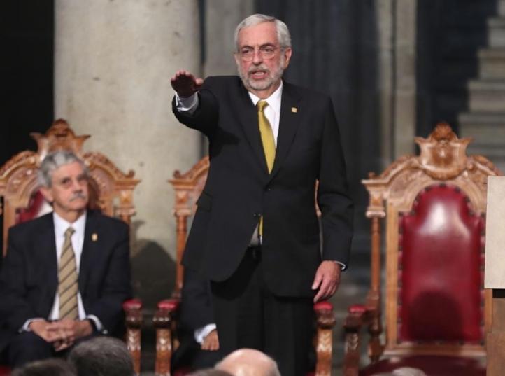 No temo a amenazas; habrá acción contra agresiones a la UNAM: Graue