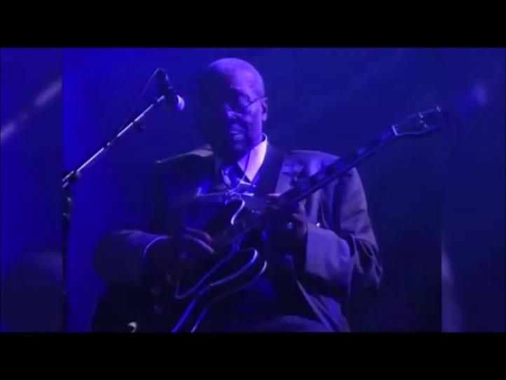 "Muere B.B. King: ""el rey del blues"""
