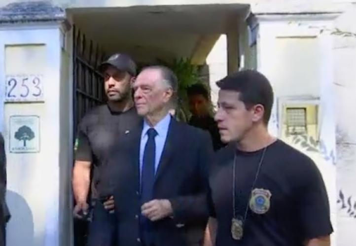Arrestan al presidente del Comité Olímpico de Brasil