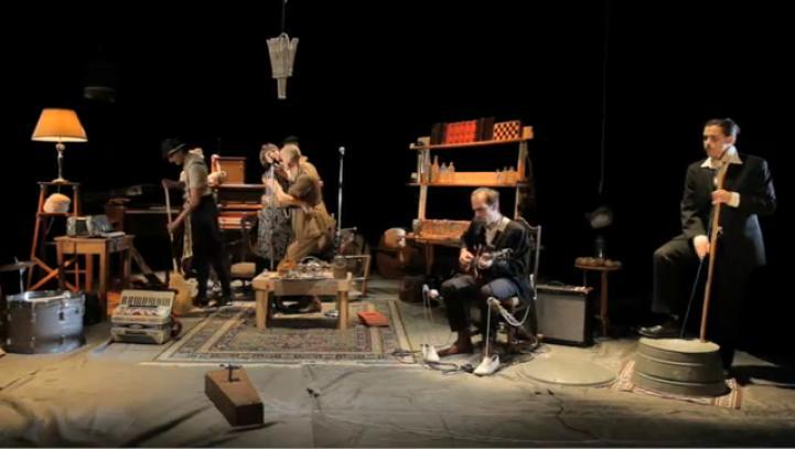 Música que se ve: L'Orchestre d'hommes-orchestre