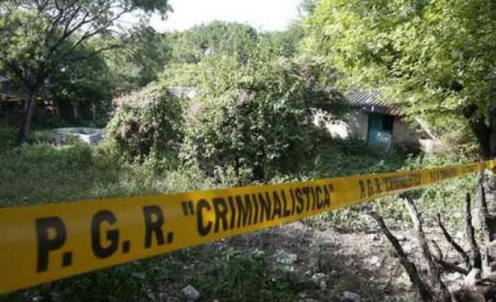 Recorrido por Iguala y Cocula, a casi un año de la desaparición de los 43