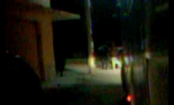 Iguala: momento en que los policías atacan a los normalistas