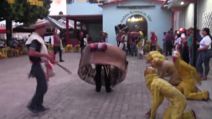 Danza del Calalá, tradición ancestral en Chiapas