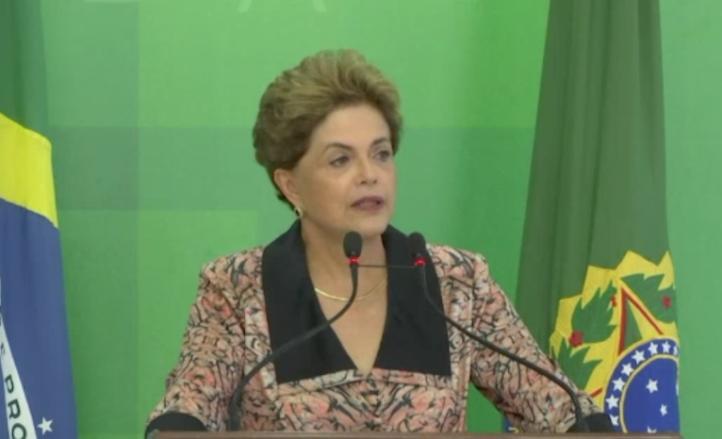 Dilma Rousseff acusa de misóginos a diputados