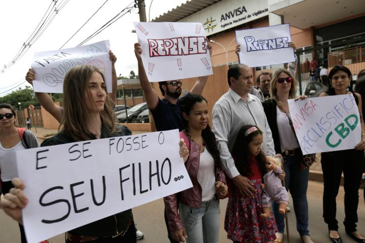 Brasil aprueba uso médico de componente de mariguana
