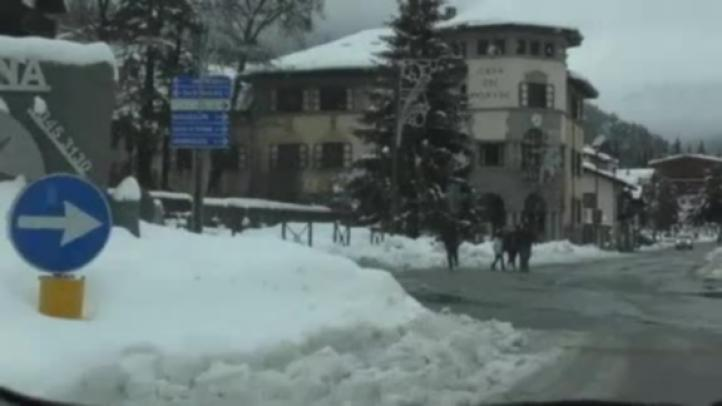 Avalanchas y nevadas provocan trastornos en norte de Italia