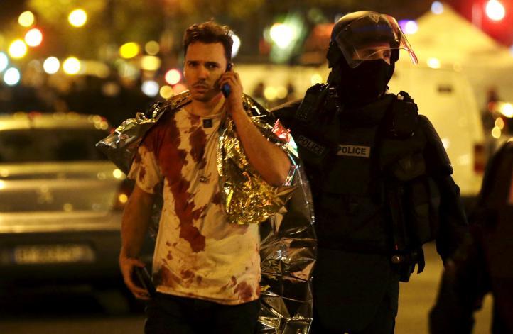 Masacre en París: testimonios
