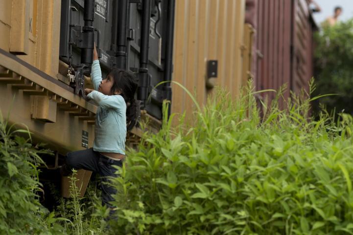 La travesía de los niños migrantes a EU