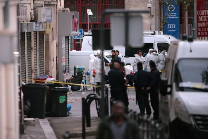 Dos muertos y siete detenidos en operativo antiterrorista