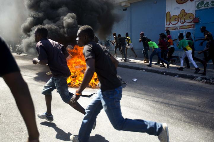 Haití: protestan contra la corrupción por cuarto día