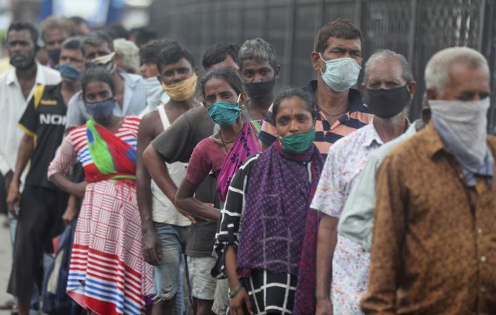 La pandemia de coronavirus cerca a los 9 millones de casos en el mundo