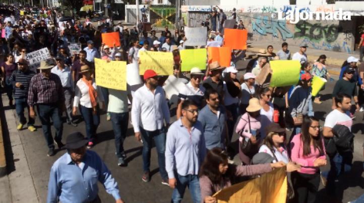 Desde Tijuana hasta Tuxtla, en toda la nación protestan contra el gasolinazo