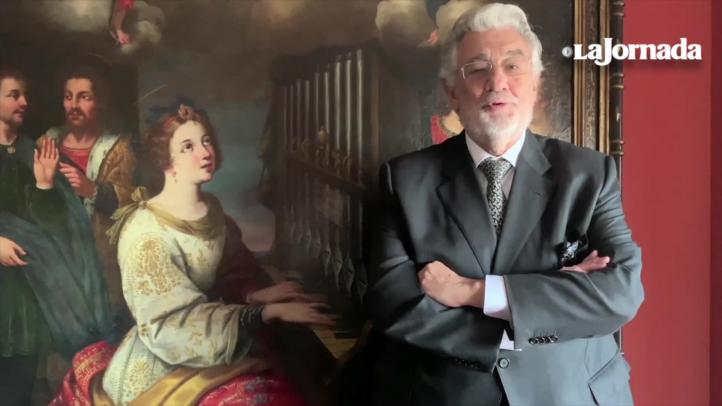 Plácido Domingo anuncia que celebrará en México los 60 años de su debut en el Palacio de Bellas Artes
