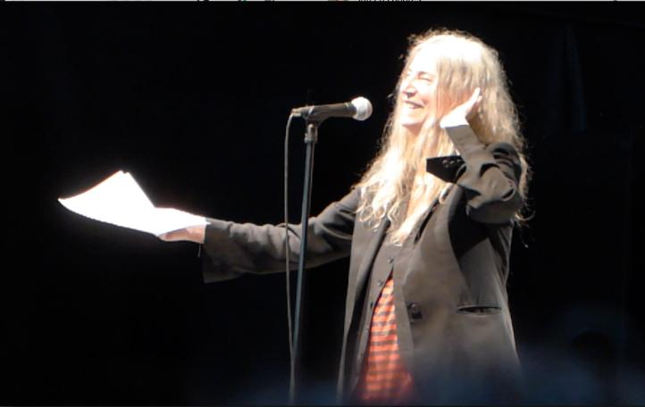 Patti Smith en Casa del Lago: concierto dedicado a Roberto Bolaño, Sam Sheppard y los 43