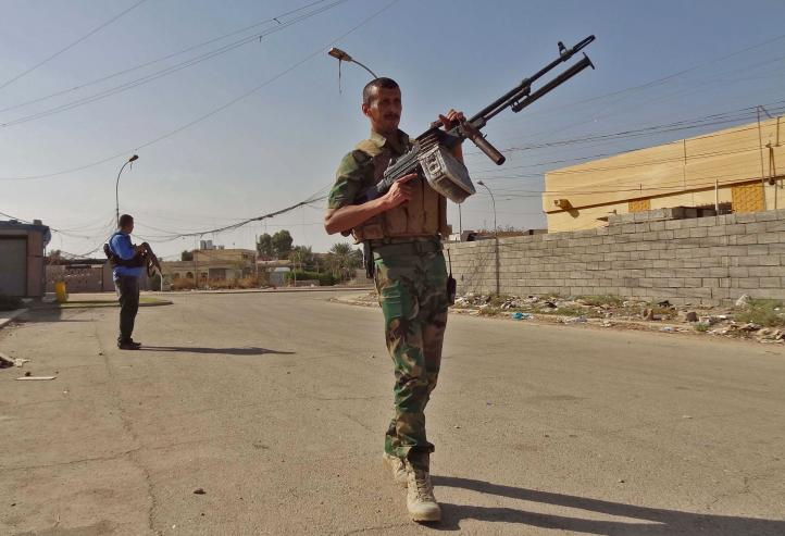 Estado islámico lanza ataques en Kirkuk, norte de Irak