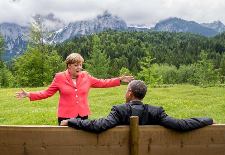 El G7 amenaza a Rusia con sanciones más duras y pide trabajar duro sobre el