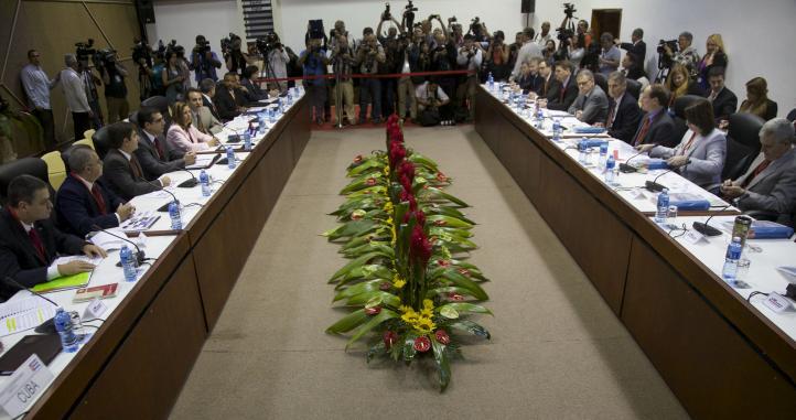 Inician conversaciones Cuba-EU