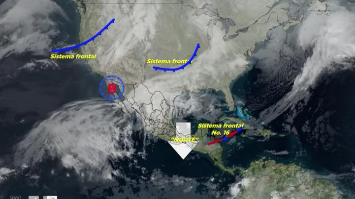 Pronóstico del tiempo para el 12 de diciembre de 2018