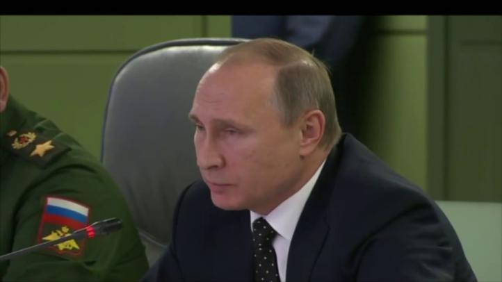 Rusia y Francia, en cooperación militar contra grupo Estado Islámico