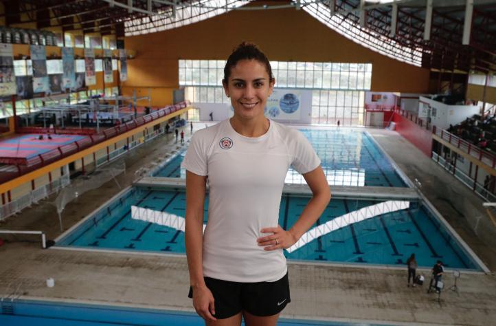 Estos son mis Juegos Olímpicos: Paola Espinosa