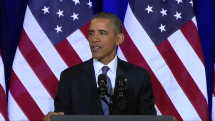 Obama recorta atribuciones de la NSA y frena espionaje a líderes aliados