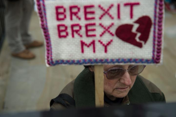 Gran Bretaña pide el divorcio a la Unión Europea