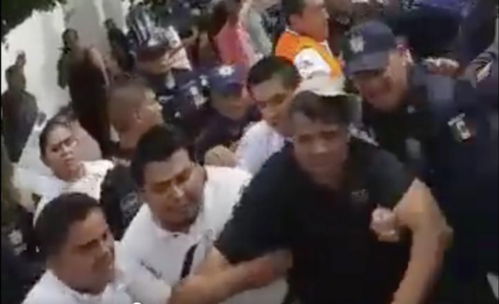 Detienen en Chiapas a Irineo Mújica, activista defensor de migrantes