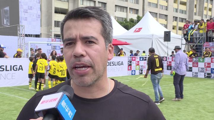 Pavel Pardo trae la Bundesliga a México