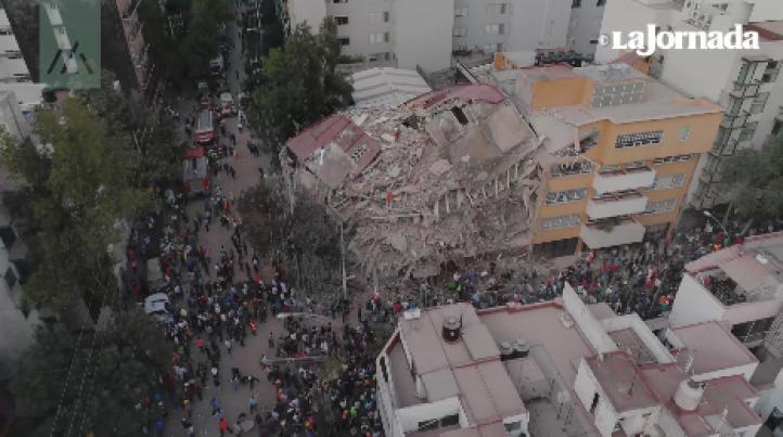 Proyecto S19: El sismo en realidad virtual