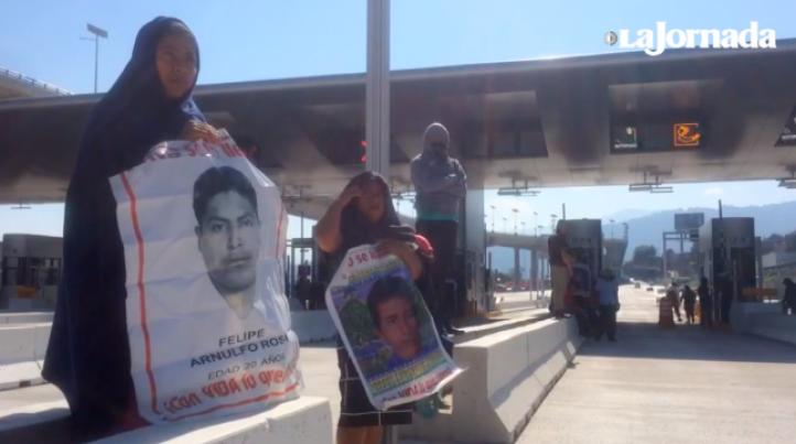 La Caravana por la Memoria y la Esperanza llega a la Ciudad de México