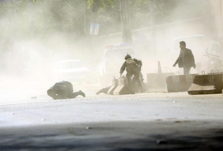 Atentado del EI deja 25 muertos en Afganistán