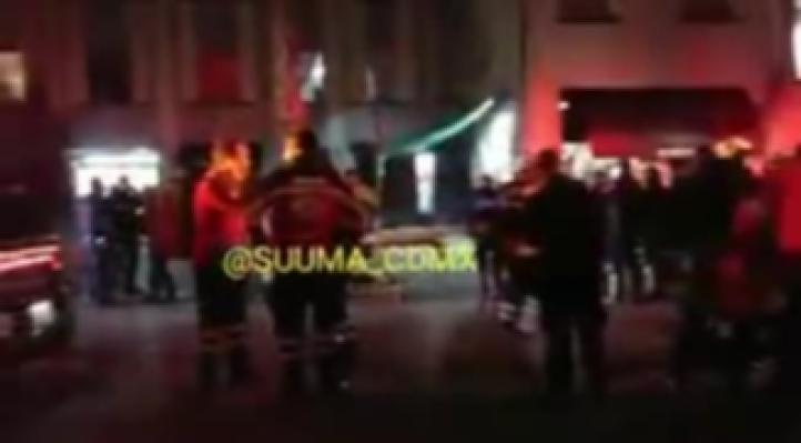 Balacera en Garibaldi; hay cuatro muertos