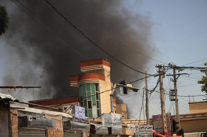 Afganistán: 26 muertos por ataque a oficina y una bomba