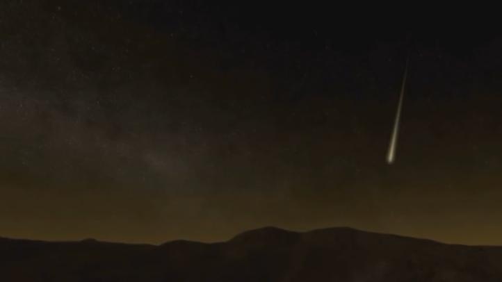 Se aproximan dos cometas a la Tierra