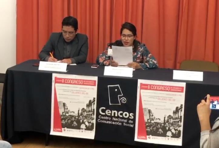 Exige el Comité 68 reabrir expediente contra Echeverría