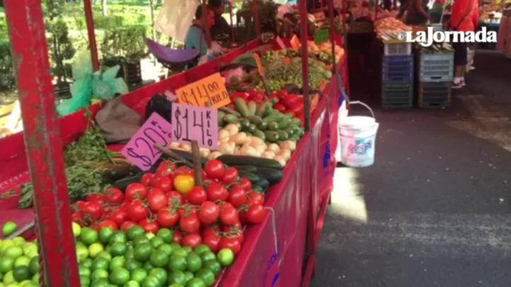 Baja la inflación en México