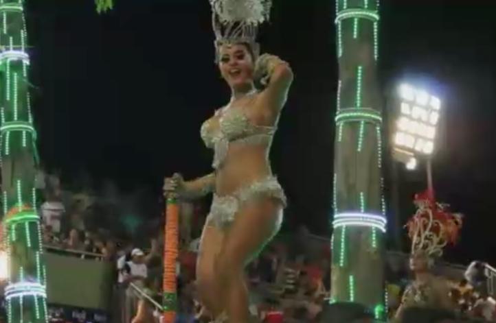 Así se vive Carnaval en Paraguay