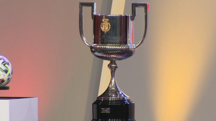 Los equipos Champions ya tienen rival en Copa del Rey