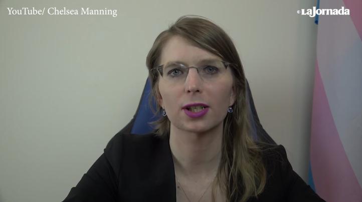 Ninguna prisión es tan terrible como para traicionar mis principios: Chelsea Manning