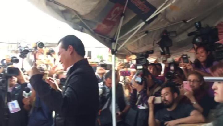 Vota Juan Zepeda, candidato del PRD