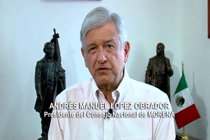 Aniversario: Andrés Manuel López Obrador