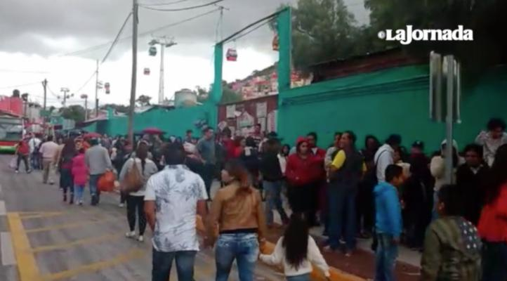 El Mexicable recibe a miles de turistas