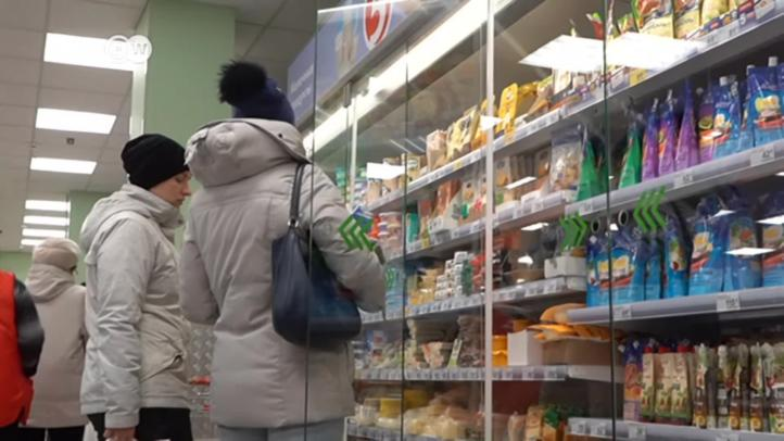 Se deteriora la calidad de los alimentos en Rusia