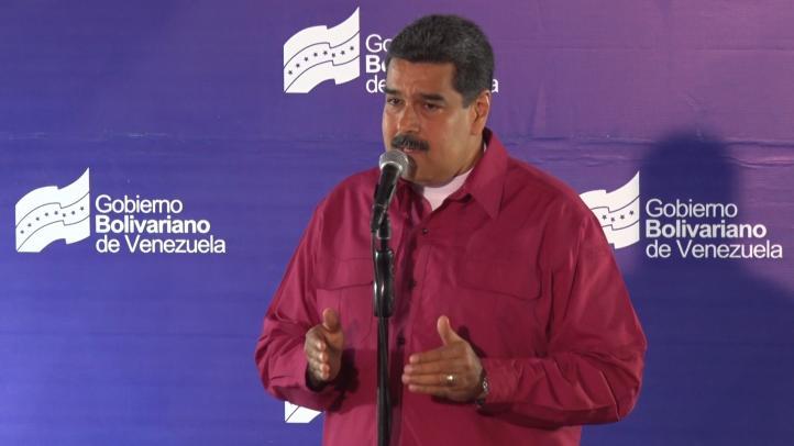 Rechaza Maduro adelantar elecciones presidenciales