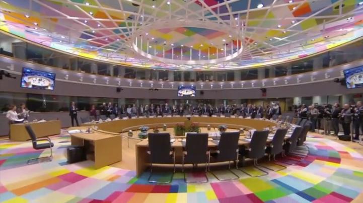 Frenar migración, tema central de cumbre de la Unión Europea