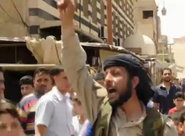 Siria: Estado Islámico mata a docenas en Palmira