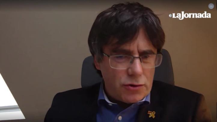 Irreversible, instauración de la República Catalana: Puigdemont