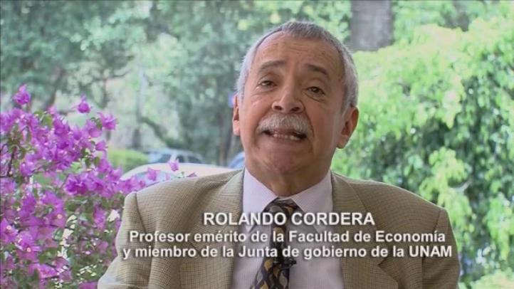 Aniversario: Rolando Cordera