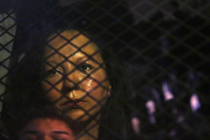 La mexicana deportada Guadalupe García se convierte en símbolo de lucha contra la política migratoria de Trump