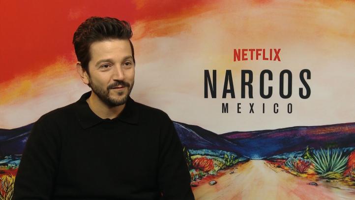 Luna protagoniza la cuarta temporada de Narcos